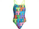 Funkita Vacancy Girls Badeanzug Single Strap - 152 (10)