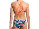 Funkita Split Scene Ladies Schwimmbikini Tie Down Top + Hipster Brief - 36 (10)