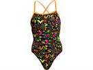 Funkita Night Swim Ladies Badeanzug Strapped In - 38 (12)
