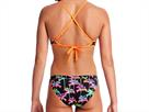 Funkita Palm Drive Ladies Schwimmbikini Tie Down Top + Hipster Brief - 38 (12)