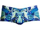 Funky Trunks Sea Wolf Men Badehose Plain Front Trunks - M
