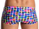 Funky Trunks Inked Men Badehose Classic Trunks - XS