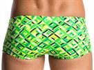 Funky Trunks Radioactive Men Badehose Classic Trunks - S