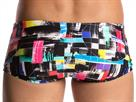 Funky Trunks Test Signal Men Badehose Classic Trunks - M