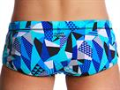 Funky Trunks Crack Attack Boys Badehose Classic Trunks - 140 (8)