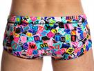Funky Trunks Handsome Ransom Boys Badehose Classic Trunks - 176 (14)