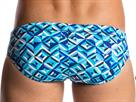 Funky Trunks Ice Attack Badehose Classic Brief - XS
