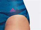 Adidas Parley Badeanzug core blue/legend ink - 40