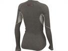 Castelli Flanders Warm W LS Damen Unterhemd Langarm - XXL grey