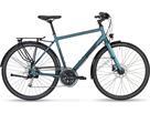 Stevens Galant Lite Gent Trekkingrad - 55 silver blue