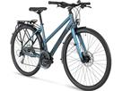 Stevens Galant Lite Lady Trekkingrad - 54 silver blue