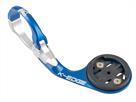 K-Edge Garmin Race Mount Lenkerhalter - blue