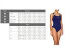 Arena Hyper Badeanzug Swim Pro Back - 36 black/paparazzi