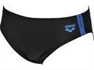 Arena Hyper Brief  Badehose - 7 black/pix blue