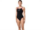 Aquafeel I-NOV Camou Splash Black Badeanzug V-Back - 36