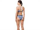 Aquafeel I-NOV Spectral Blue Bikini Mini-Crossback - 40