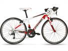 Stevens Junior CX Cyclocrossrad - 38 white red