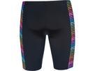 Arena Multicolor Stripes Jammer Badehose - 3 black/multi
