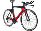 Cervelo P3 Rim Ultegra Di2 8060 Triathlonrad - 61 black/red/navy