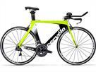 Cervelo P3 Rim Ultegra Di2 8060 Triathlonrad - 51 fluoro/black/white