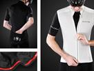 Endura Pro SL Lite Weste - XS white