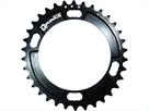 Rotor Q-Ring Kettenblatt schwarz 110er x 4 Shimano Lochkreis - 36 Zähne