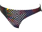 Arena Real Brief Schwimmbikini Hose Rule Breaker - XXS multicolor