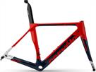 Cervelo S3 Disc Rahmenset - 58 red/blue/white