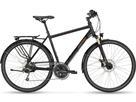 Stevens Savoie Gent Trekkingrad - 64 stealth black