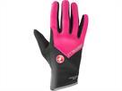 Castelli Scalda Pro W Glove Damen Handschuh - L electric magenta