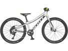 "Scott Scale RC 24 Rigid Mountainbike - 24"" pale grey/sulphur yellow"