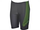 Arena Slipstream Jammer Jungen Badehose - 140 black/leaf