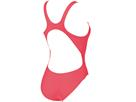 Arena Solid High Badeanzug Swim Tech Back - 36 fluo red/soft green