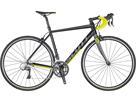Scott Speedster 40 Rennrad - 56/L black/grey/radium yellow
