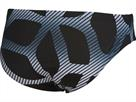 Arena Spider Brief Badehose - 5 black/white