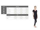 Arena Sports Apparel Damen Run Panel Laufshirt - S white/white