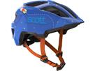 Scott Spunto Kid 2020 Helm - Onesize blue/orange