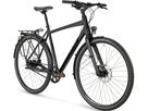 Stevens Super Flight Gent Cityrad - 58 stealth black