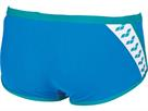 Arena Team Stripe Low Waist Badehose - 3 pix blue/persian green