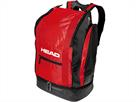 Head Tour Backpack Rucksack 40 L - red/black
