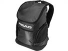 Head Training Backpack Rucksack 33 L - black/black