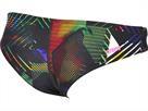 Arena Unique Brief Schwimmbikini Hose Rule Breaker - XS multicolor