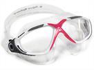 Aqua Sphere Vista Lady Schwimmbrille - white-red/clear