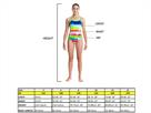 Funkita Test Signal Girls Badeanzug Single Strap - 152 (10)