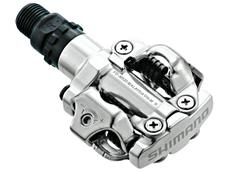 Shimano PD-M520 SPD Pedal - silber