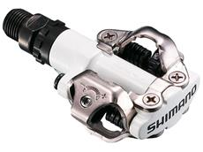 Shimano PD-M520 SPD Pedal - weiss