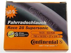 Continental Race 28 Supersonic 18/25-622/630 SV 60 mm Schlauch
