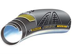 """Continental Grand Prix 4000S II 28"""" x 22 mm Schlauchreifen schwarz"""