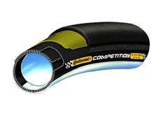"""Continental Competition 28"""" x 22 mm Schlauchreifen - schwarz/braun"""