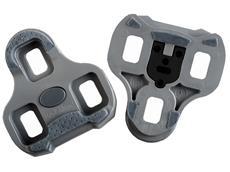 Look KeO ARC Grip Pedalplatten grau mit Tefloneinsatz